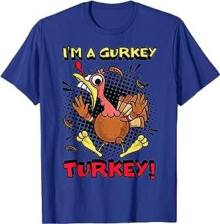 im A Gurkey Turkey Kids T-Shirt