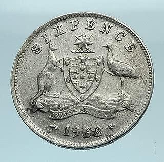 1962 elizabeth coin