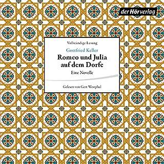 Romeo und Julia auf dem Dorfe                   Autor:                                                                                                                                 Gottfried Keller                               Sprecher:                                                                                                                                 Gert Westphal                      Spieldauer: 3 Std. und 2 Min.     9 Bewertungen     Gesamt 4,3