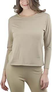 ToBeInStyle Women's Fleece Lined Long Sleeve Top and/or Pants