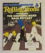 The Simpsons - The Beatles, Abbey Road Parody - Rolling Stone Magazine - #910 - November 28, 2002 – 1 of 3 Alternate Covers