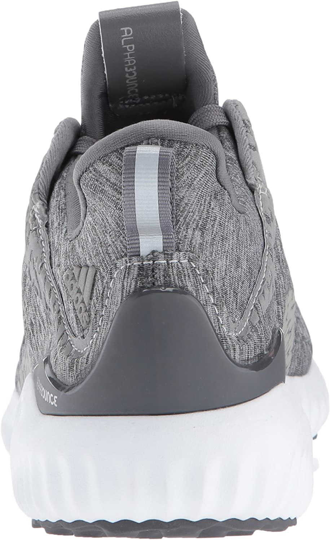 adidas Originals Unisex-Child Alphabounce HPC AMS J Running Shoe