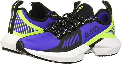 Ultima Purple/Black/Neon Lime