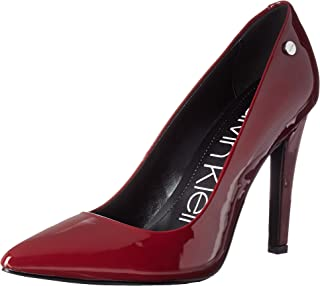 e928b05bc9e Amazon.com  Red Women s Pumps   Heels