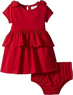 Peplum Waist Dress (Infant)