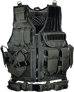UTG 547 Law Enforcement Tactical Left Handed Vest