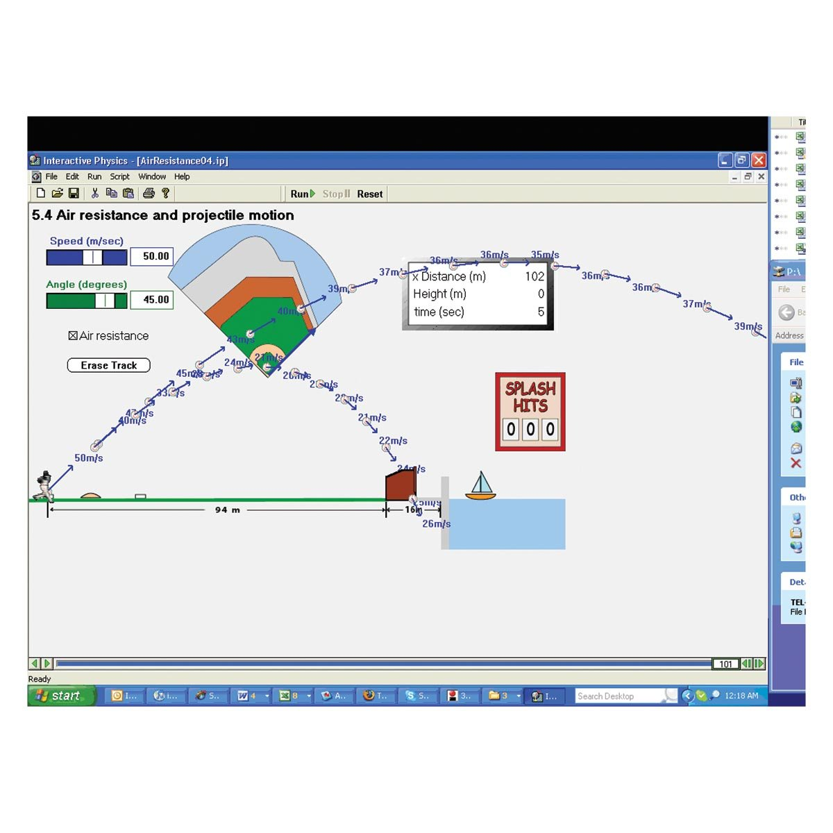 Design Simulation Technologies Seasonal Wrap Minneapolis Mall Introduction U40630 Single Physics Interactive