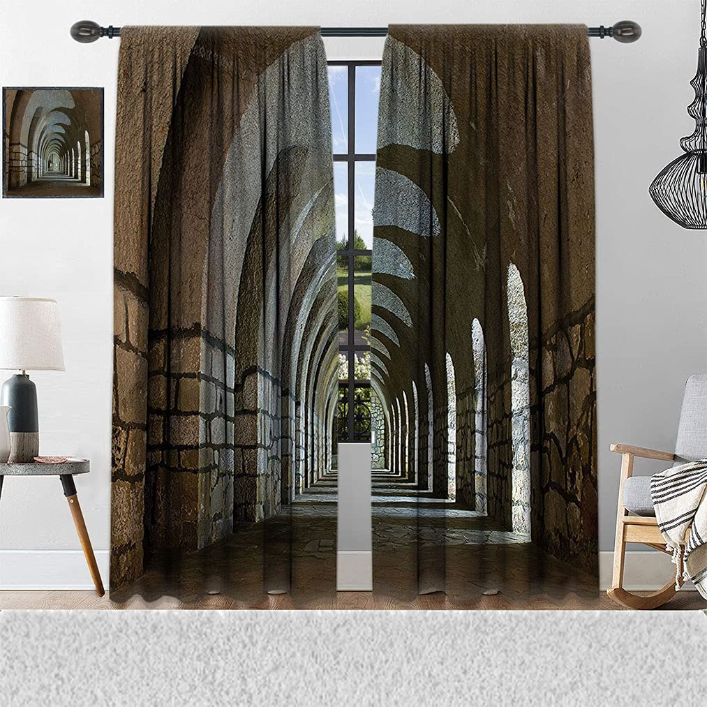 House Decor Curtains Corridor At the price in Land Touristic Popularity Old an Fortress