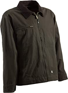 berne jacket size chart