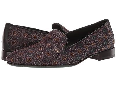 Etro Jacquard Loafer (Brown) Men