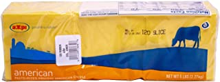 AMPI Yellow American Slices, 5 Lb loaf