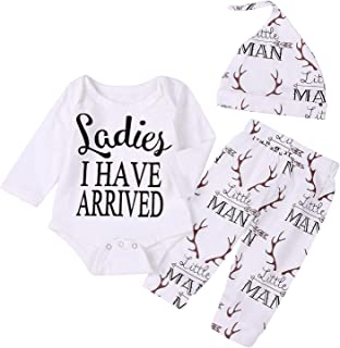 ladies i have arrived baby outfit