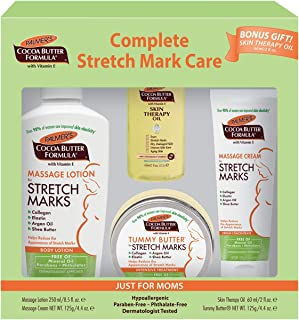 PALMER'S Cocoa Butter Formula Complete Stretch Mark Care Pack