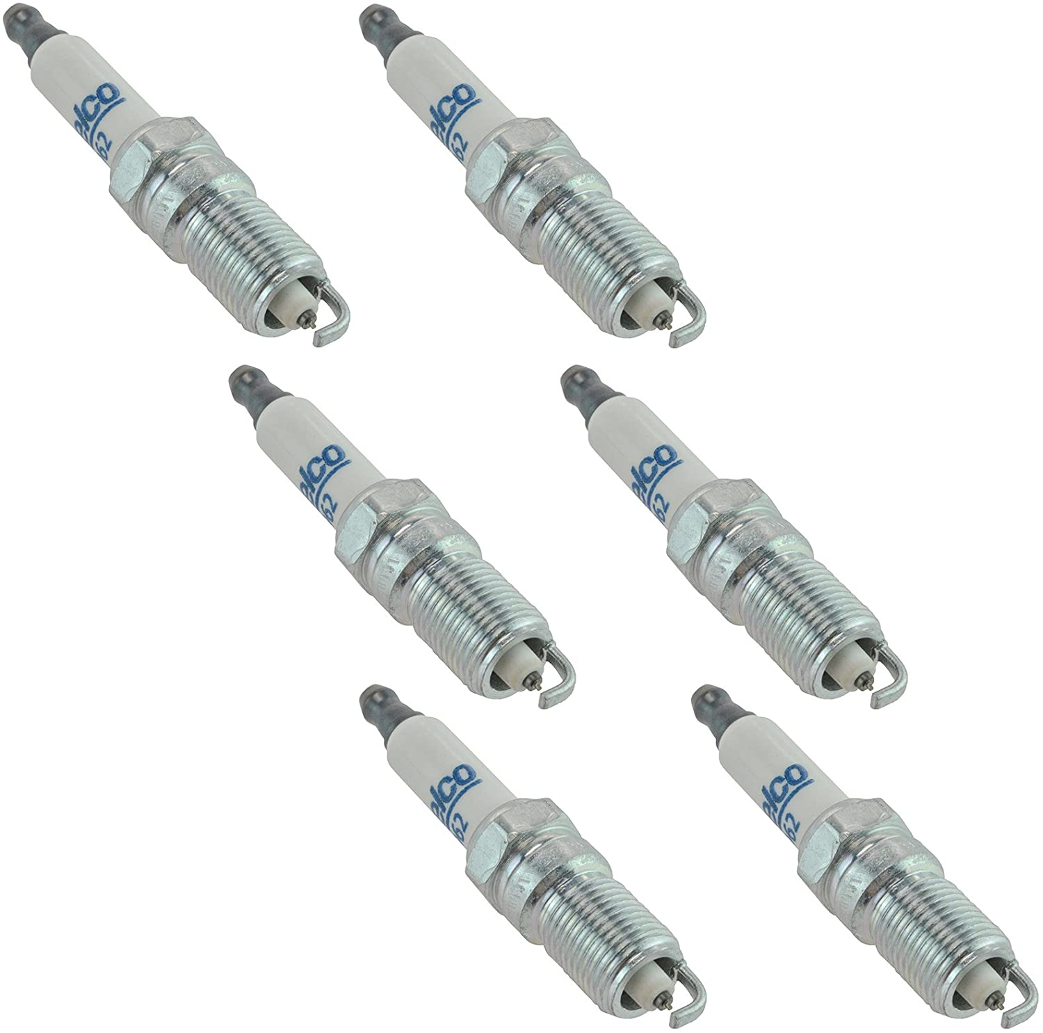 AC Delco 41-962 Product Platinum Ignition Spark Many popular brands of Chevy for Plug Set 6