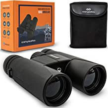Professional Binoculars for Bird Watching – Premium Bird Watching Binoculars for Adults - Lightweight Binocular kit for Birding - 10x42 Long Range and High Powered Binoculars