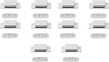 Metafranc magneetsnapper - vaste tegenplaat - eenvoudige montage - geschikt voor meubeldeuren & kleppen / deursluiting / m...
