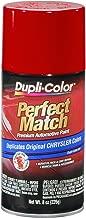 Dupli-Color EBCC04197 Flame Red Chrysler Perfect Match Automotive Paint - 8 oz. Aerosol