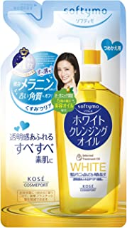 "Kose"" Softy Mo White Cleansing Oil Refill"