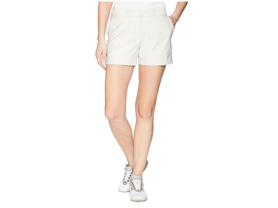 Nike Golf Flex Shorts Woven 4.5 (Light Bone/Light Bone) Women