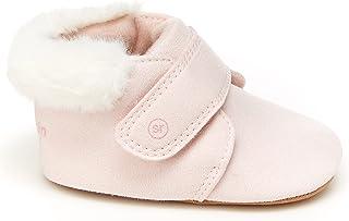 Stride Rite Unisex-Child Miles Crib Shoe
