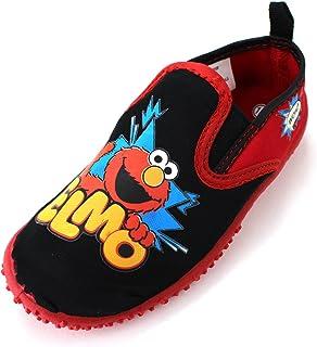 Sesame Street Boys' Elmo Aqua Socks Water Shoes