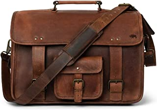 Best leather business bags Reviews