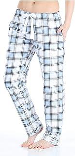 Pajamamania Pantalones De Pijama Para Mujer Pijama De Franela Ropa De Dormir Para Mujer Pantalones
