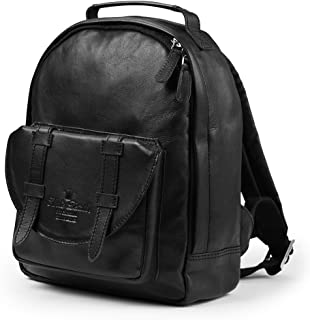 Elodie Details Mini ryggsäck, svart läder