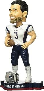 FOCO NFL New England Patriotsgostkowski S. #3 Super Bowl Li Champions 8