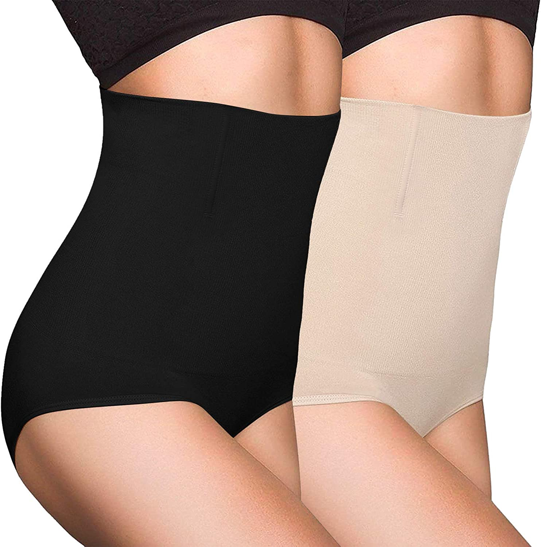 OLIKEME Women's Shaperwear, Tummy Control Firm Control Waist Shaper for Women Body Shapewear