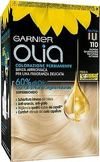 Garnier Tinta Permanente Capelli Olia, 110 Biondo