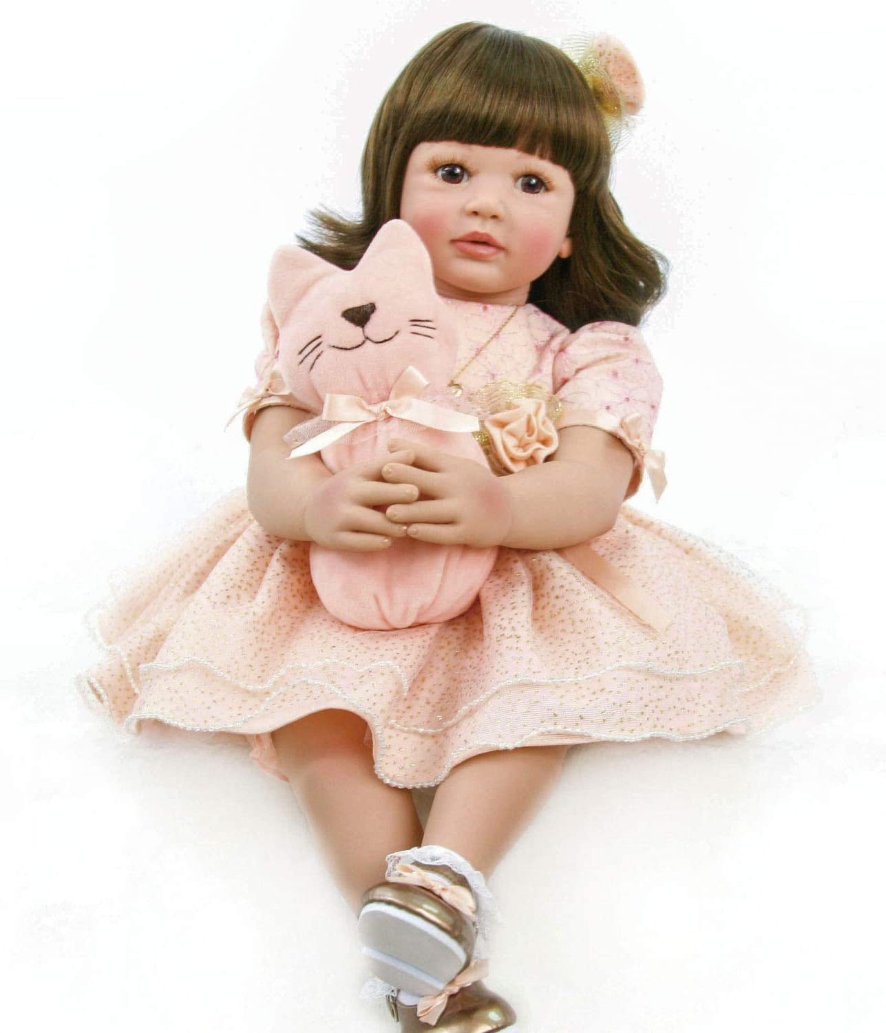 discount Love Bella Real Our shop most popular Life Baby Princess 23-inch Girl Dolls Realistic