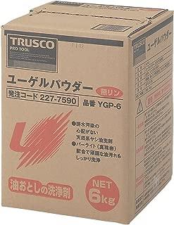 TRUSCO(トラスコ) ユーゲルパウダー 6kg YGP-6