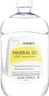 Swan Mineral Oil 16 oz