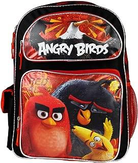 angry birds school backpack