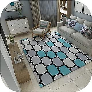Beautiful-clouds Carpets Geometric Large 200x300cm Carpet Living Room Bedroom Tea Table Rugs and Carpets Antiskid Door Floor Mats,13,80x160cm