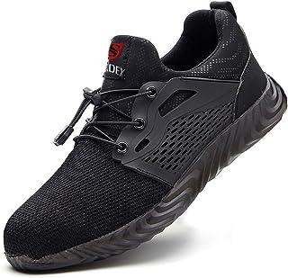 Jsnmfasn Steel Toe Shoes