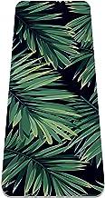 Tropische groene bladeren plant antislip yogamat - milieuvriendelijke TPE dikke fitnessoefenmatten ideaal voor pilates, yo...