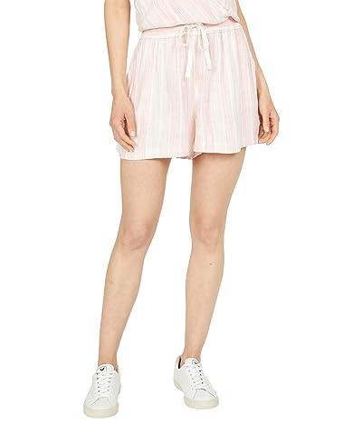 Splendid Mural Stripe Shorts Women