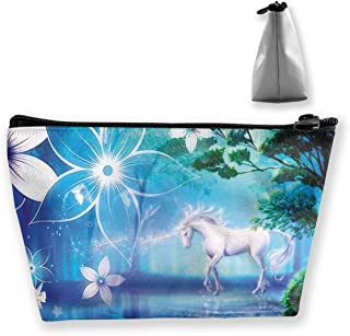 Shiny Sequins Girls Coin Purse Bag Cute Animal Unicorn Long Pouch Case with Zipper for Kids Women Travel Makeup Novelty
