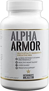 Alpha Armor - Men's Ultimate Multi-Vitamins