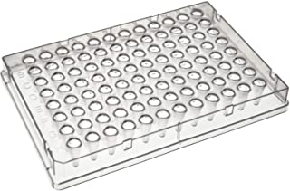 EarthOx PCR Plate 96 Well - Full-Skirt (10 Plates)