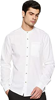 Beat London by Pepe Jeans Men's Regular fit Casual Shirt