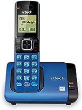 VTech CS6719-15 DECT 6.0 Cordless Phone with Caller ID/Call Waiting, 1 Cordless Handset, Blue
