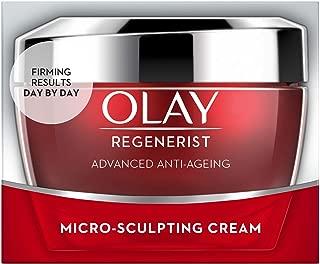 Olay Regenerist Advanced Anti Aging Micro Sculpting Intense Hydration with Hydra Firming Complex Skin Cream, 50g