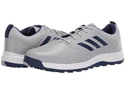 adidas Golf CP Traxion SL (Grey Three/Tech Indigo/Tech Indigo) Men