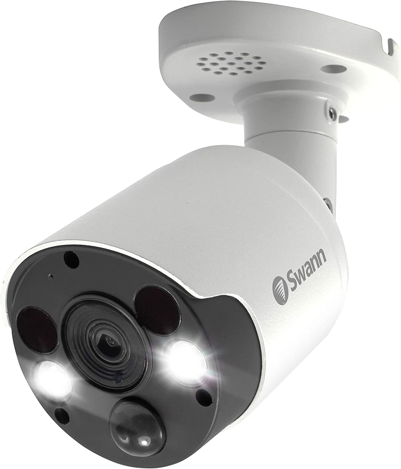 Swann Home Credence Security Camera Indoor Tucson Mall Outdoor PIR Wired Surv Bullet
