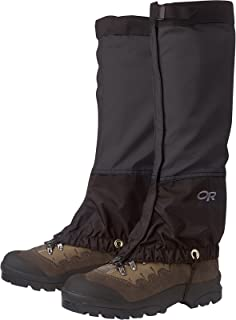 Outdoor Research M's Rocky Mountain High Gaiters (Black, Medium)