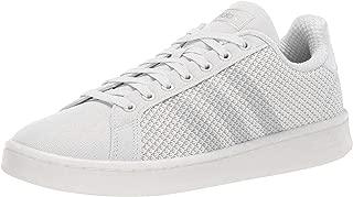 adidas Women's Grand Court, White/Grey, 8 M US