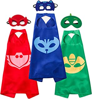 pj mask mask and cape